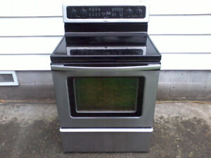 Stove with Convection Oven