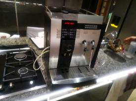 Jura coffee machine almost new