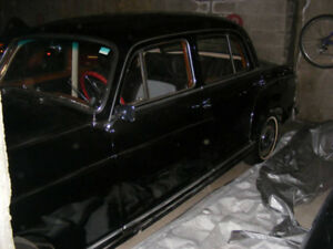 1959 Mercedes 220S Fully restored