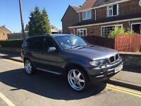 2003 BMW X5 3.0 petrol sport