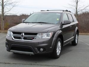 2017 DODGE JOURNEY 7 Passenger with Heated Seats!!