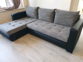 💥Brand New Corner Sofa Bed. Was £750 now only £350. *Free Delivery*
