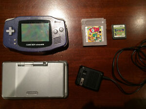 Gameboy Advance, nintendo DS and games