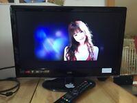 22'' LED HD TV 1080P