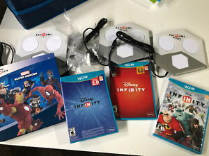 Disney Infinity Games and Figurines