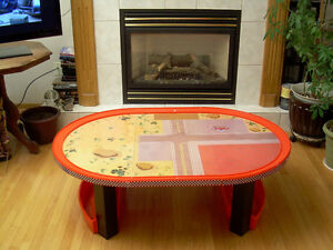 Large Oval Play Table