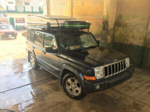Jeep Commander Van Camper