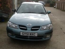 Automatic Almera only 425