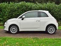 Fiat 500 Lounge 3dr PETROL MANUAL 2014/14