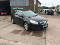 2009 VAUXHALL INSIGNIA 2.0 CDTI ecoFLEX 16V, EXCLUSIVE ESTATE,6 SPEED MANUAL