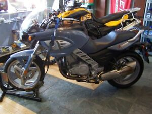 BMW 650 CS Motorcycle w ABS and Heated grips!