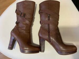 9bef3b82a11 Uggs Boots- High heel for sale