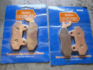 Race Driven Severe Duty Canam Renegade 500 Set of 4  CANADA