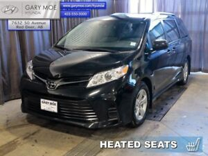 2018 Toyota Sienna LE 8-Passenger  - Heated Seats - $270.51 B/W
