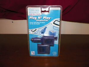 Power Adapter for Game Boy Advance / Color