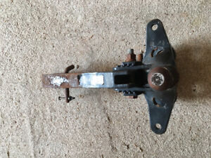 Heavy Duty Trailer hitch and sway bars