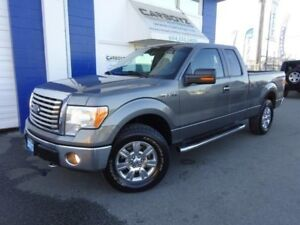 2012 Ford F-150 XLT XTR 4x4, Super Cab, 6.5 Box, Gas and Propane