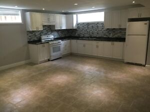 Absolutely Stunning 2 Bedroom Basement Apt All Inclusive!