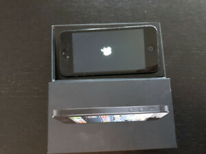 Apple iPhone 5 64gb - Space Grey (Bell)