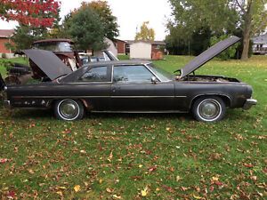 1975 Oldsmobile ninety-eight