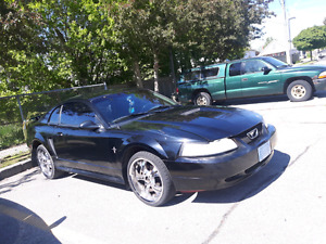 2002 ford Mustang E tested