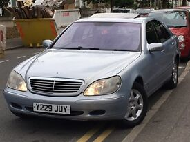 MERCEDES BENZ S CLASS S430 AUTOMATIC NW MOT+SOFT CLOSE DOORS+BOOT+MEMORY SEATS+MASSAGE+LEATHER+HSTRY