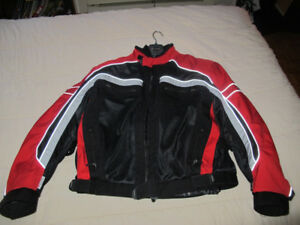 Olympia armoured Airglide motorcycle jacket