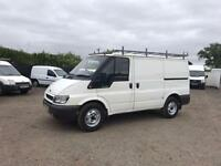 Ford Transit 2.4TD ( 120PS ) 2003MY 330 , SWB 2.4 RWD, 126000 miles