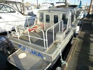 Crewboat for Sale - MV Karma