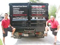 Kitchener Junk Removal & Bin Rental Save $50 Now 1-877-586-5896