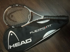Almost New HEAD S6 Liquidmetal Flexpoint Tennis Racket
