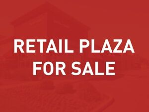Retail Shopping Plaza FOR SALE - j1h