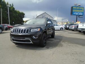 Jeep Grand Cherokee Awd 4dr Ltd 2014