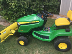 Brand New Top of the Line John Deere Garden Tractor GREAT PRICE!