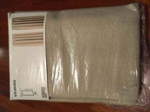 VILBORG Blackout Curtains (two pairs, like new)