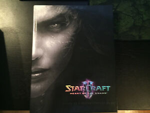 Starcraft 2 Collectors Edition Strategy Guide