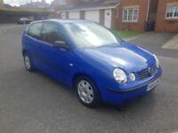 2004 Volkswagen Polo 1.2 TWIST LIMITED EDITION SERVICE HISTORY