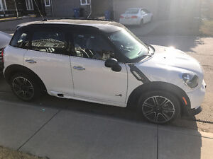 2014 MINI Cooper S Countryman John Cooper Works Package