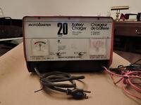 Chargeur à batterie