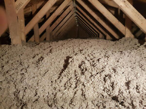 Ground Down Insulation