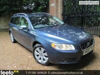 VOLVO V70 D SE 2008 Diesel Automatic in Blue
