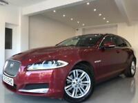 2013 Jaguar XF 2.2TD ( 200ps ) Sportbrake Auto Luxury**1 PREVIOUS OWNER**