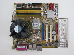 ASUS MB with Intel dual Core CPU