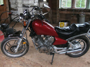 for sale 1986 yamaha virago or trade.