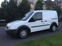 Man & Van , based in Livingston , Friendly service !