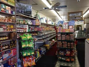 Grocery Store with Meat Shop For Sale in Heart of Toronto