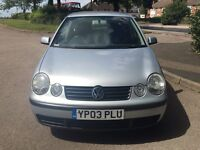 Volkswagen Polo 1.2 SE 5 Door 1 Owner