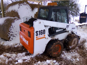 2006 Bobcat S160 skid steer loader