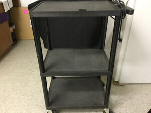 3-Tier Tray with plug
