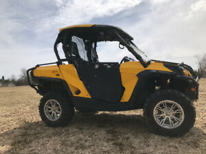 2011 CAN AM 1000 COMMANDER (EPS)....FINANCING AVAILABLE